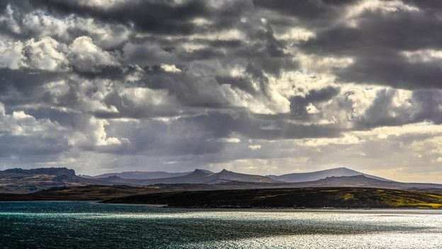 The Falkland Islands are a remote, self-governing archipelago in the South Atlantic (Credit: Credit: Neil Bussey/Getty Images)