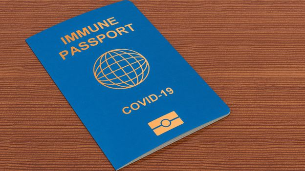 Immunity passports could create a new privilege in the form of an antibody elite (Credit: Credit: AlexLMX/Getty Images)