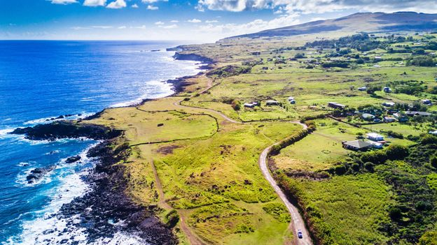 Easter Island's remoteness helped protect it from Covid-19 (Credit: Credit: Francisco Javier Ramos Rosellon/Alamy)