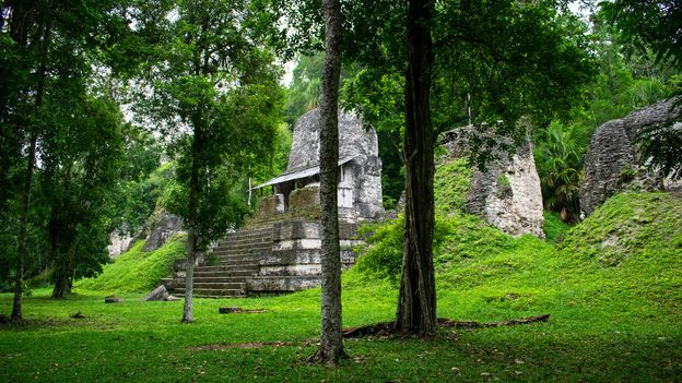 In Guatemala, the Maya world untouched for centuries