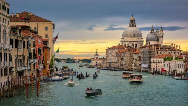 The private language of Venice