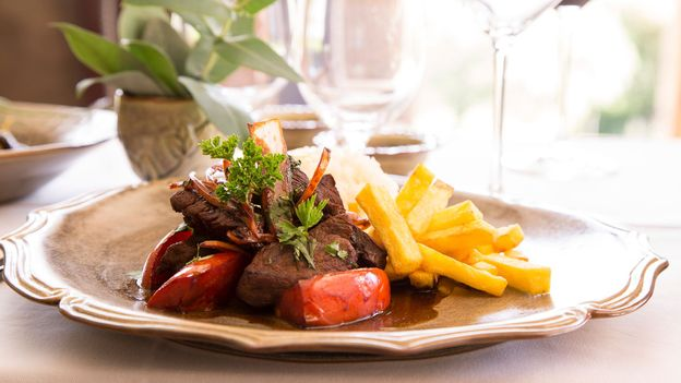 Lomo saltado is a classic dish of Peru's Chinese-influenced chifa tradition (Credit: Credit: Inkaterra Hotels)