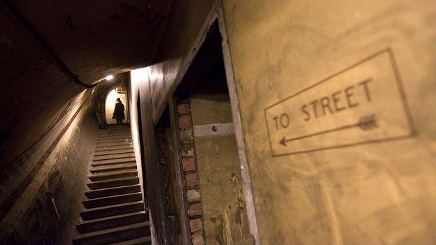 The UK's rumoured subterranean network