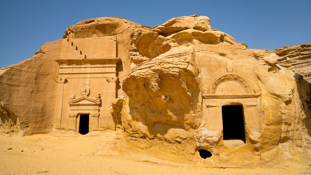 Saudi Arabia's little-known ancient civilisation