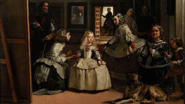 Velázquez's Las Meninas: A detail that decodes a masterpiece