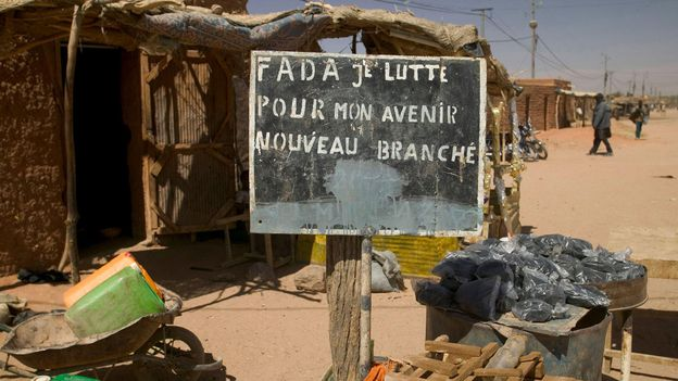In Niger, the names of fadas speak to the hopes and aspirations of young men (Credit: Credit: arabianEye FZ LLC/Alamy)