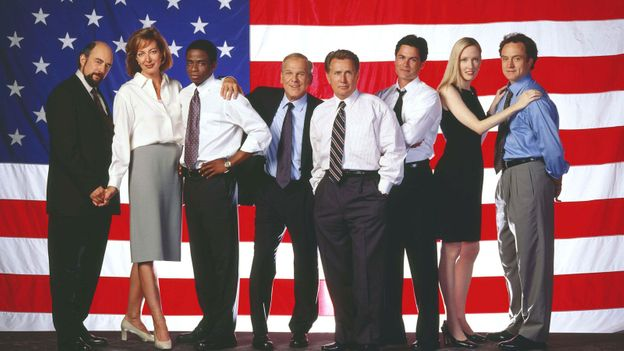 How The West Wing foreshadowed the Obama era