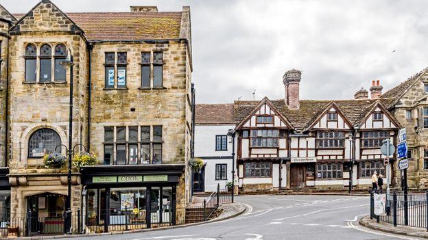England's sleepy 'Scientology town'