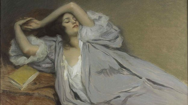 How rest and relaxation became an art