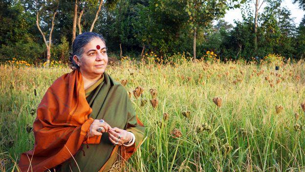 Vandana Shiva on why the food we eat matters