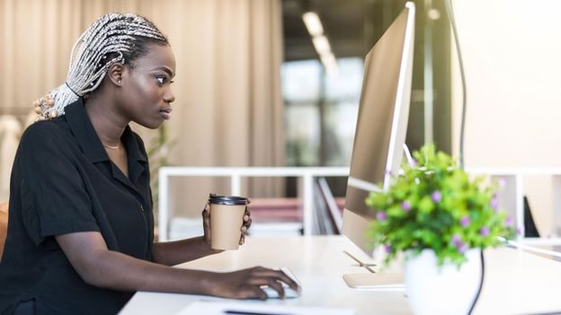 Why it's hard for people of colour to be themselves at work