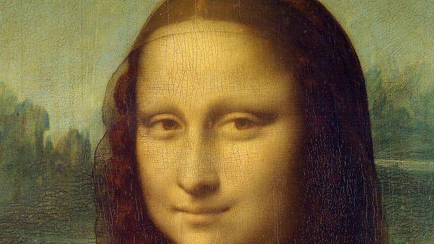 The detail that unlocks the Mona Lisa