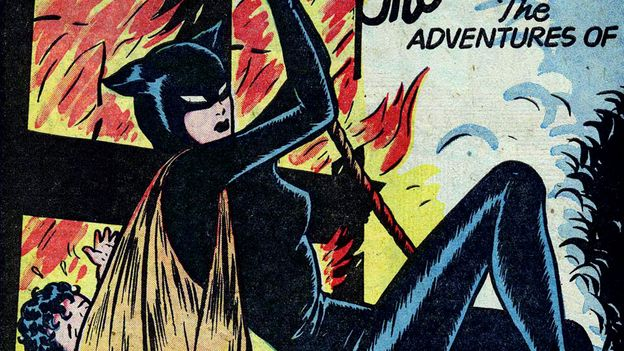 Remembering Miss Fury – the world's first great superheroine