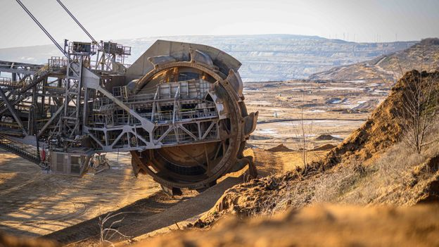 The end of the world's capital of brown coal