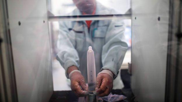 The search to make a perfect condom