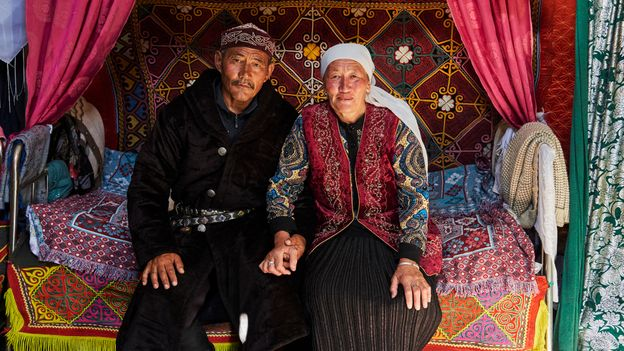 Due to its long history, qurt has become a symbol of strength and resilience to Kazakhs (Credit: Credit: Tuul & Bruno Morandi)