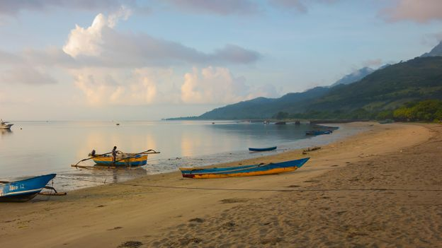 It's hoped that Atauro's Tara Bandu-managed Marine Protected Areas can be united to form Timor-Leste's second national park (Credit: Design Pics Inc/Alamy)