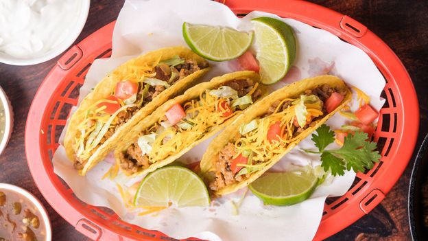 In the world of food snobbery – in this case, Mexican food snobbery – hard-shell tacos are considered something of a taco crime. Crispy, ground be