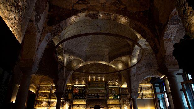 The discovery of Spain's hidden bathhouse