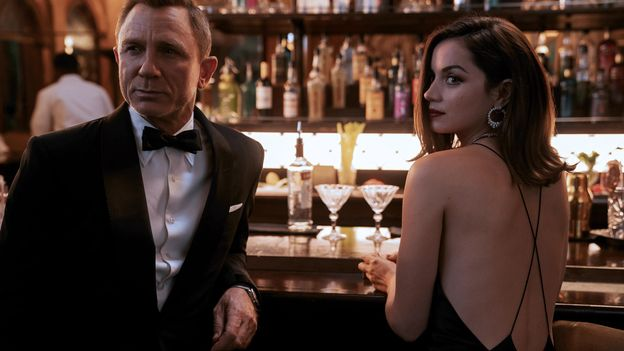 What might the future of Bond movies look like?