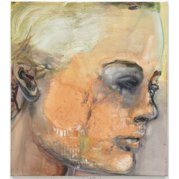 Sad Romy (2008) by Marlene Dumas (Credit: Marlene Dumas/Photo: Peter Cox, Eindhoven)