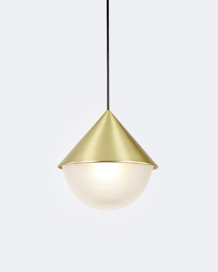 The Half & Half pendant light by Hallgeir Homstvedt is a favourite with design aficionados (Credit: Hallgeir Homstvedt)