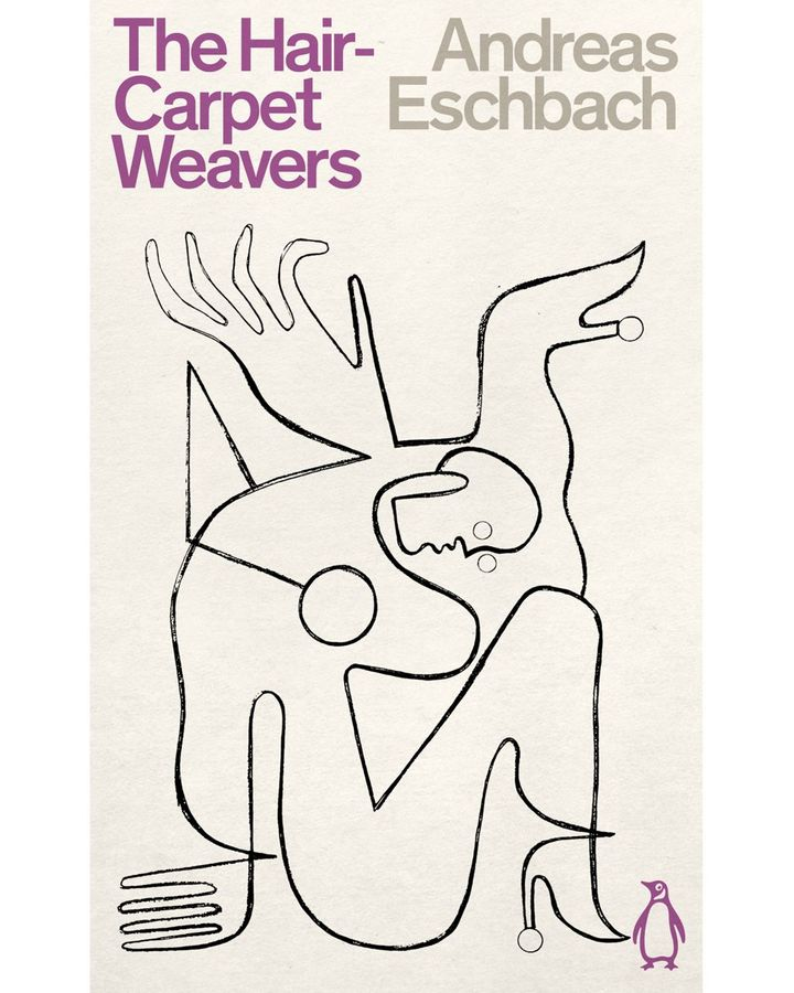 Penguin's sci-fi classics rerelease includes The Hair-Carpet Weavers by Andreas Eschbach (Credit: cover art: Jessalyn Brooks/cover design: Jim Stoddart)