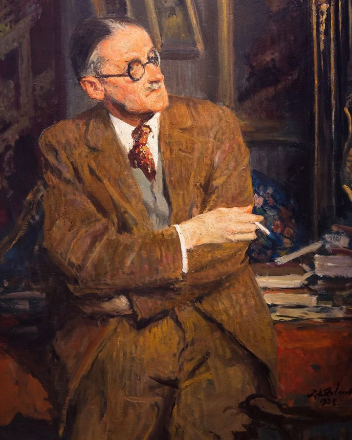 Dubliners offers an accessible entry into James Joyce's writing (Credit: Alamy)