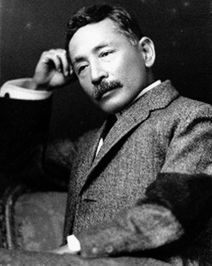 Natsume Soseki (Kredi: Alamy)
