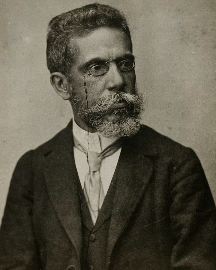 Machado de Assis (Kredi: Alamy)