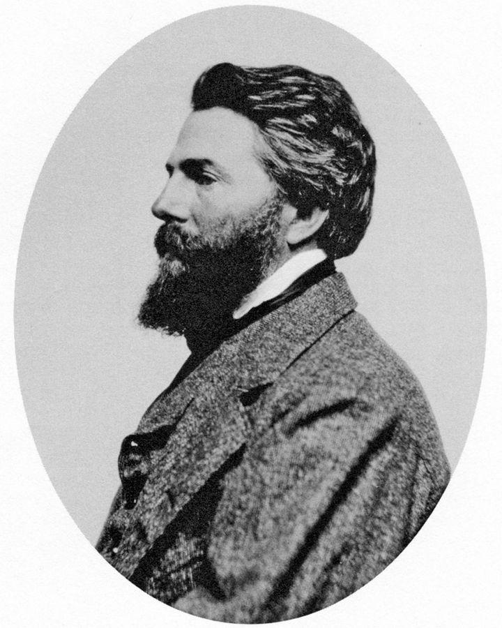 Herman Melville (Kredi: Alamy)