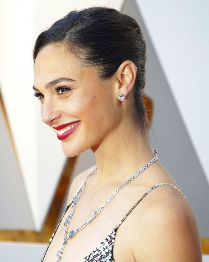 Gal Gadot's ill-fated Imagine video saw her and a group of celebrity friends singing a cover of the John Lennon classic (Credit: Getty Images)