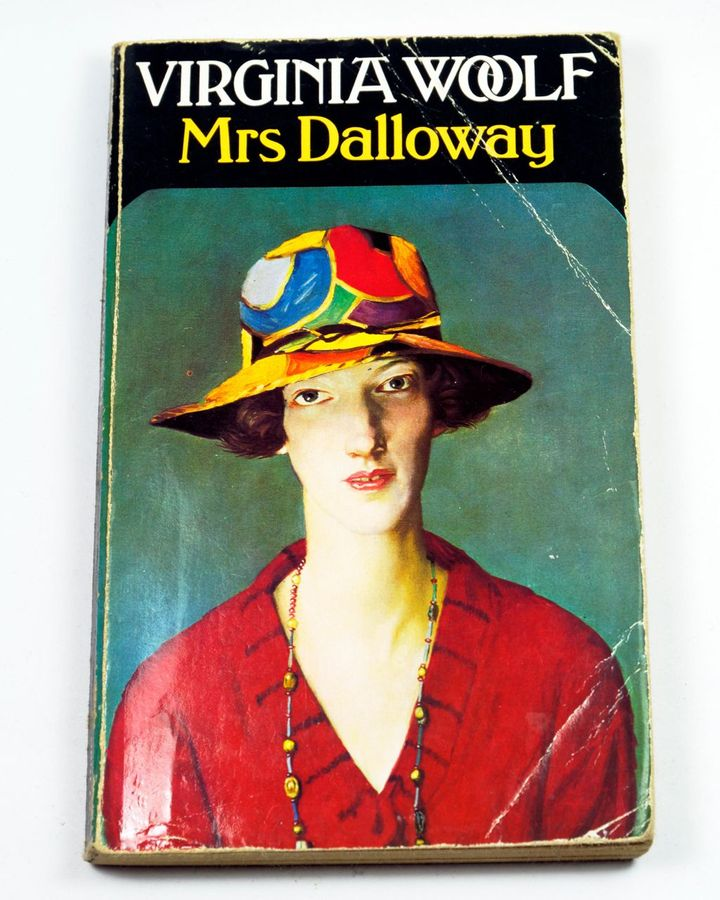 Virginia Woolf radically re-thought the plot of Mrs Dalloway while writing the book (Credit: Alamy)