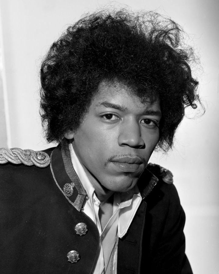 Hendrix loved to explore and look beyond the rule book (Credit: BBC)