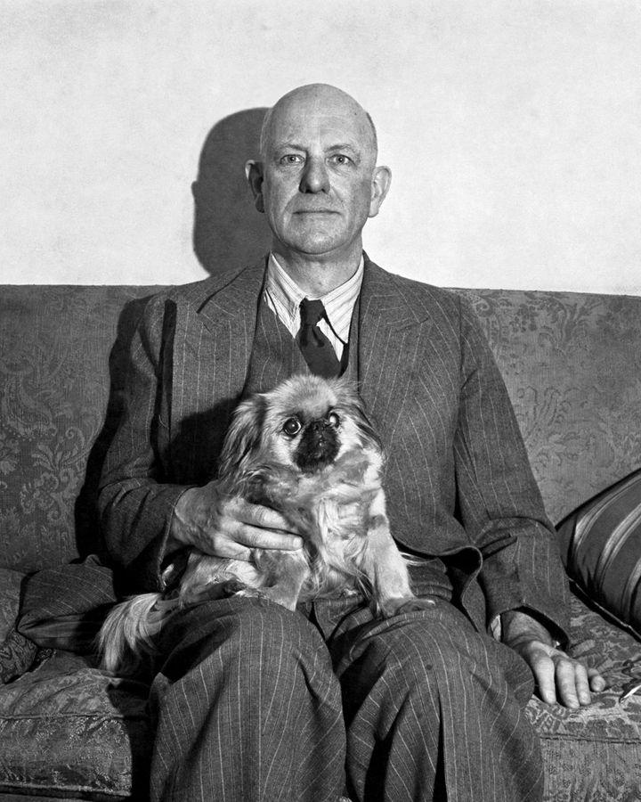Jeeves ve Wooster'ın yaratıcısı PG Wodehouse, onun adını taşıyan bir çizgi roman ödülüne sahip (Kredi: Getty Images)