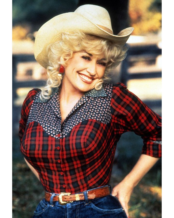 Parton combines country roots with being a pop culture icon (Credit: Alamy)
