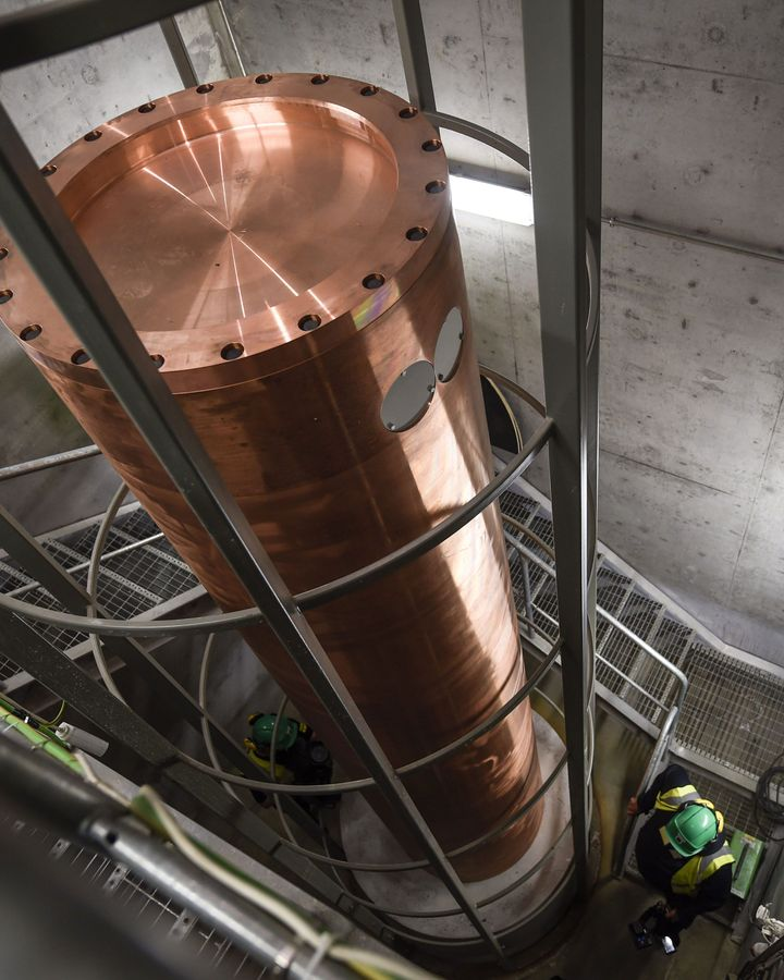 Will copper canisters corrode in the long-term? Finland's nuclear waste experts turned to analogues for answers (Credit: Emmi Korhonen/Getty Images)