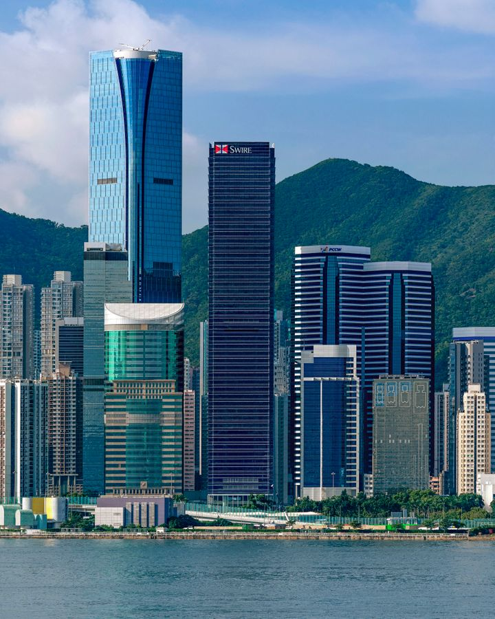 In the crowded, sub-tropical city of Hong Kong, skyscrapers are a good use of space – but their great height brings unique challenges (Credit: Swire Properties)