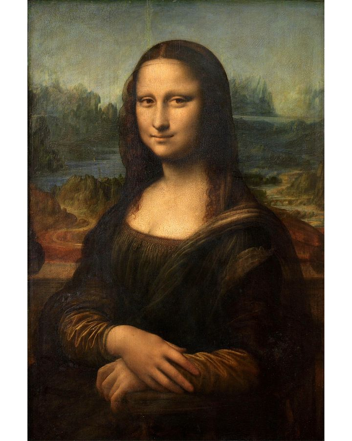 By placing Mona Lisa on a 'little well', surrounded by water, Da Vinci could be drawing on earlier spiritual connections with springs (Credit: Alamy)