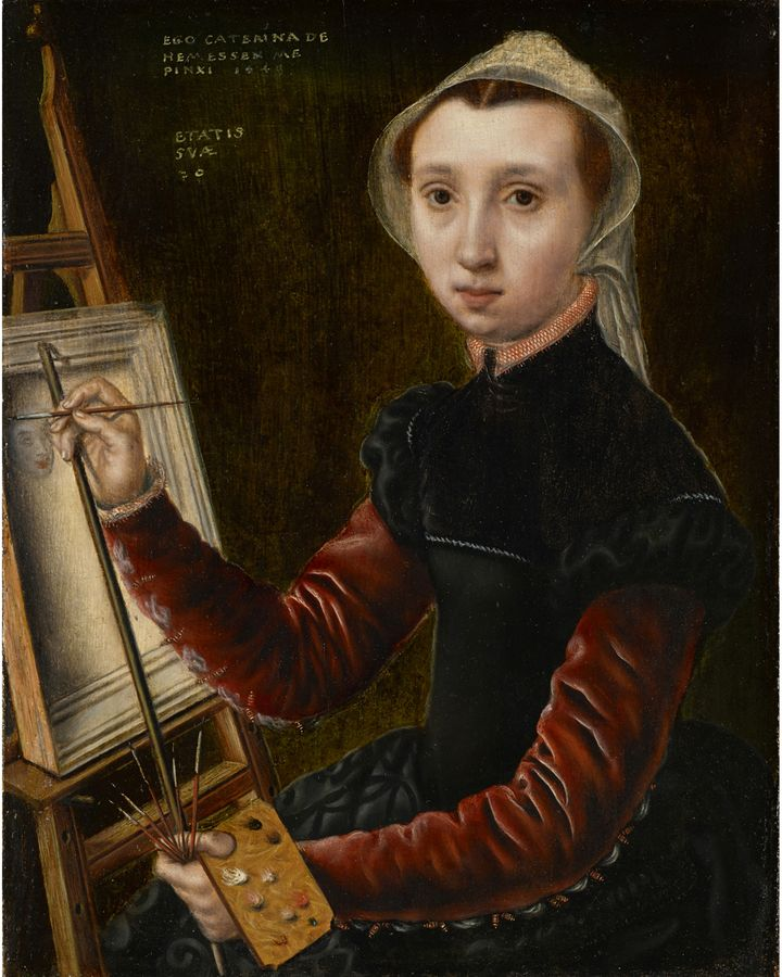 Hemessen's painting is one of the most pioneering in the history of image-making (Credit: Getty Images)