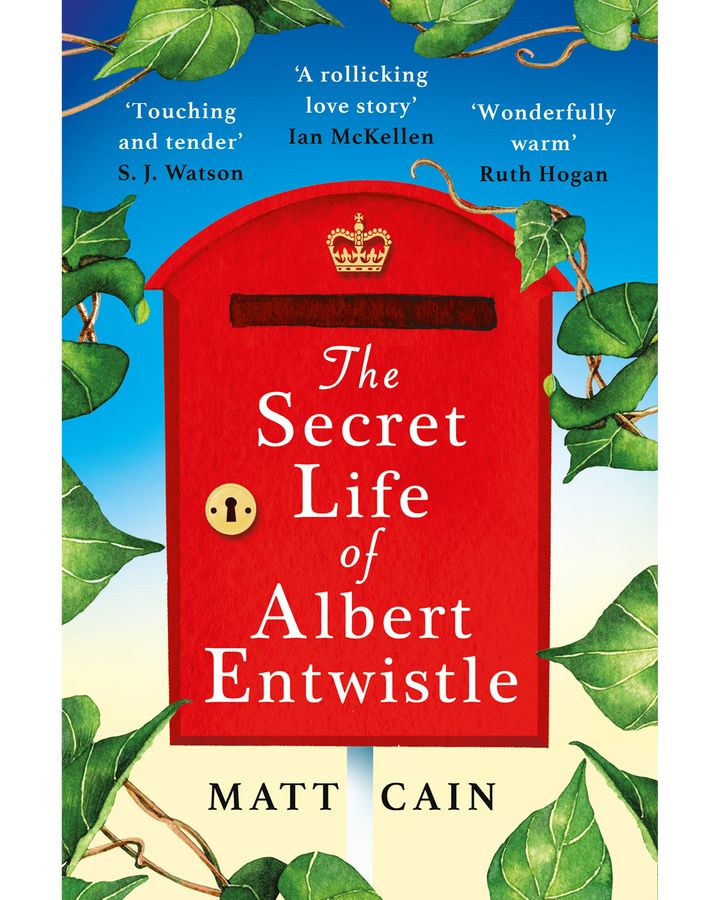 Matt Cain's The Secret Life of Albert Entwistle tells the story of a secretly gay postman searching for a lost love from his youth (Credit: Headline Review)