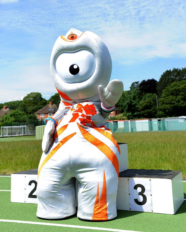 Wenlock, the 2012 London Olympic Games mascot, was named after the Shropshire town (Credit: David Bagnall/Alamy)