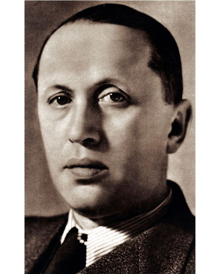 """Czech writer Karel Čapek introduced and made popular the word """"robot"""" in his plays (Credit: Getty Images)"""