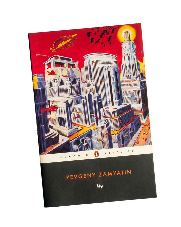 The 1920 dystopian novel We by Yevgeny Zamyatin explored human nature, technology and politics (Credit: Alamy)