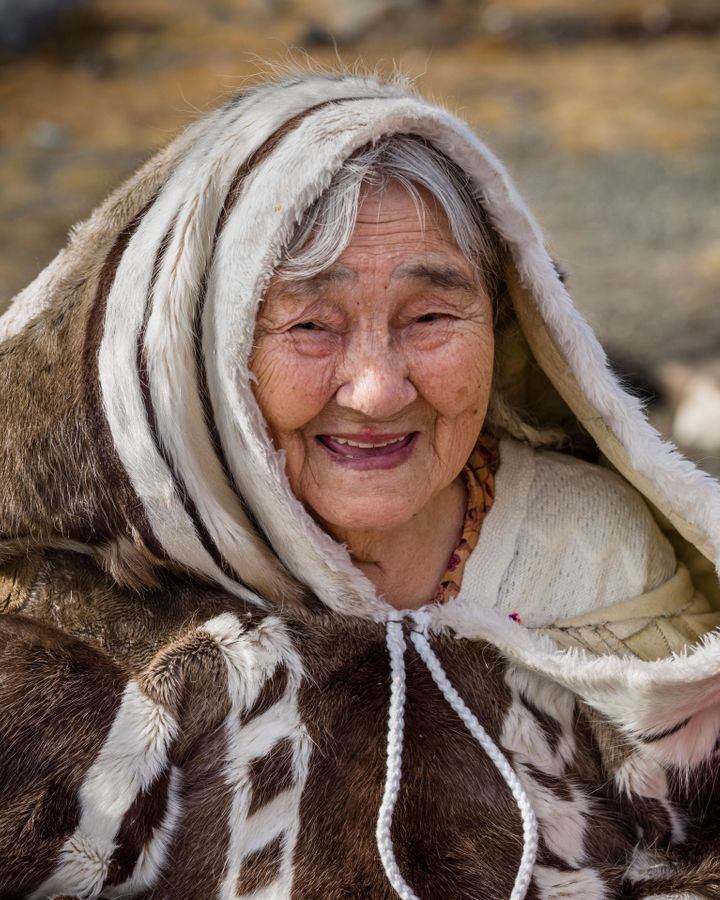 The Inuit knowledge vanishing with the ice