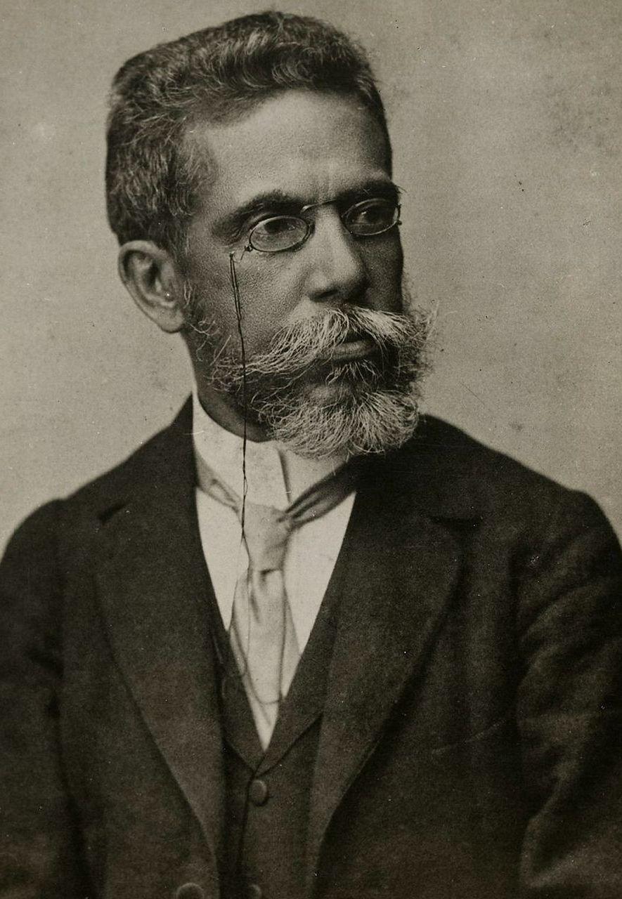 Machado de Assis (Credit: Alamy)