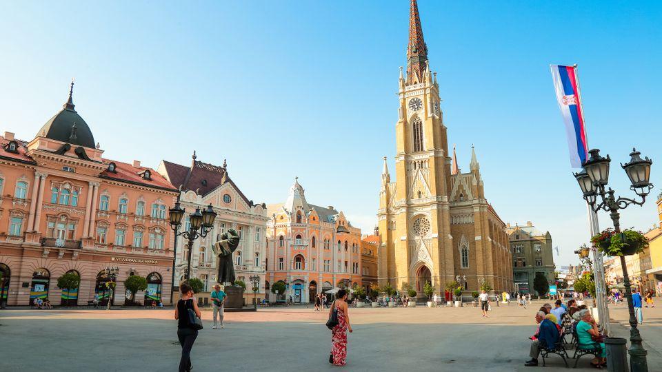 Sad novi Nový Sad