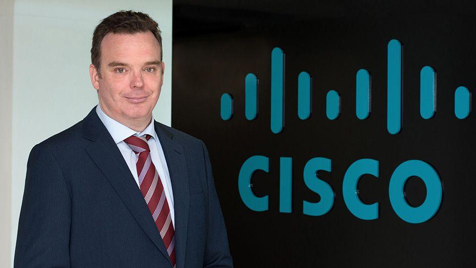 Kerry Singleton, Cisco Managing Director of Cybersecurity Sales (APJC)
