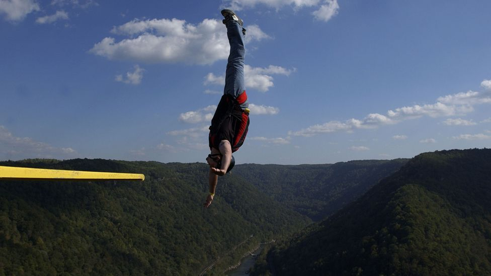 Why do we take risks? (Copyright: Getty Images)