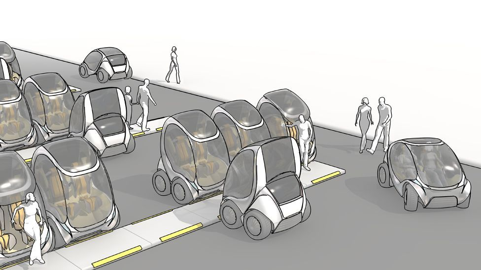 Despite criticism it doesn't offer enough protection and is too expensive, the vehicle is being tested across Europe. It may yet become a city staple. (Copyright: MIT Media Lab)